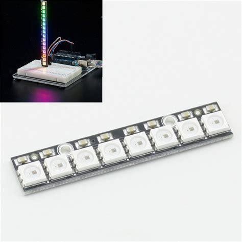 Led 5050 Rgb 8 x ws2812 led 5050 rgb for arduino trinket gemma alex nld