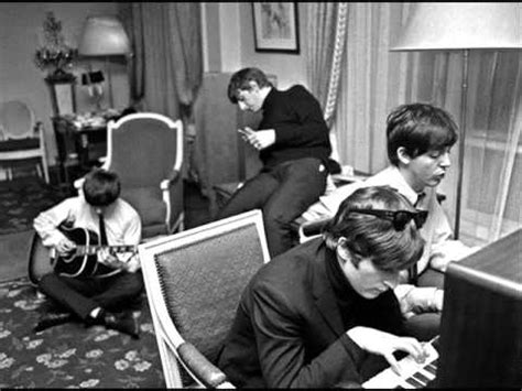 hotel room song the beatles early studio outtakes