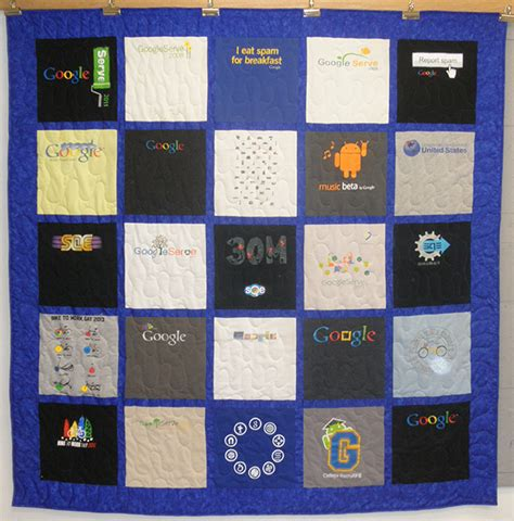 google images quilts the google t shirts quilt for lasting memories