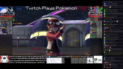The Revolution Begins Twitch Plays Pokemon Know Your Meme - twitch plays pok 233 mon battle revolution matches 104112