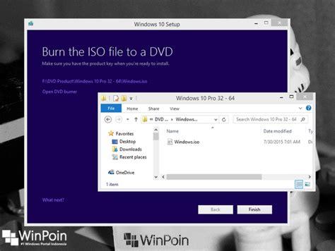cara burning semua file iso ke flashdisk dengan rufus 1 3 cara download file iso windows 10 final dengan media