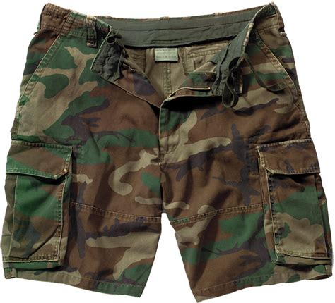 army pattern cargo shorts camouflage vintage military paratrooper tactical cargo shorts