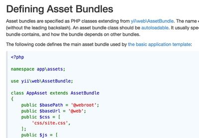 Yii2 Assets Tutorial | how to program with yii2 working with asset bundles