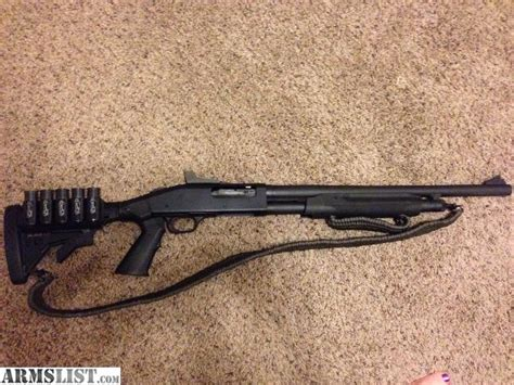 armslist for sale trade mossberg home defense tactical