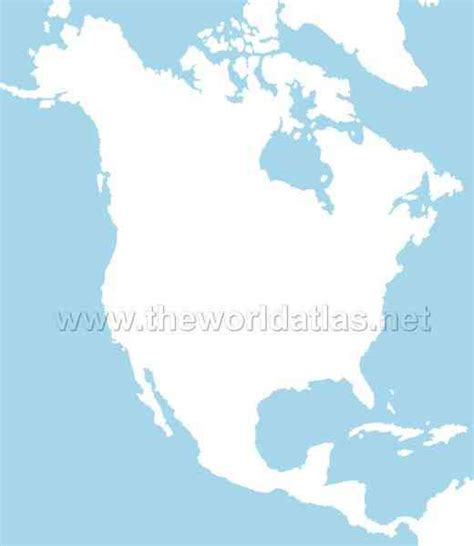 blank map of america with borders blank map of america holidaymapq