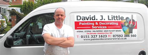 painter decorator wirral