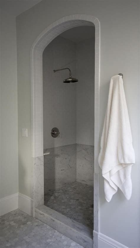 Shower Without Door Or Curtain by Could You Live Without Your Shower Curtain Showers Walk