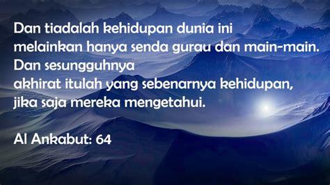 kata kata mutiara bijak islam  inspiratif posbagus