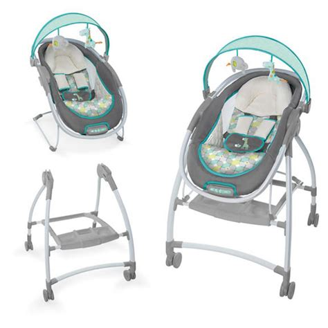 ingenuity baby swing manual inreach mobile lounger and bouncer quincy