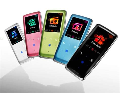 photos samsung s funky and coolest gadgets samsung s funky new dap the