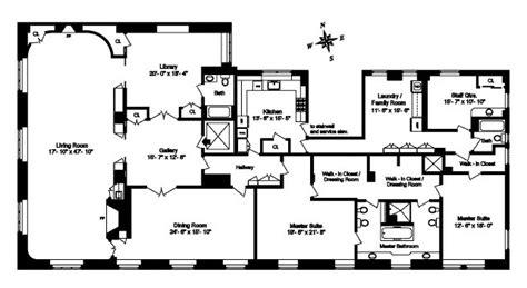 The Dakota Floor Plan by Rock It Like A Rockefeller Variety