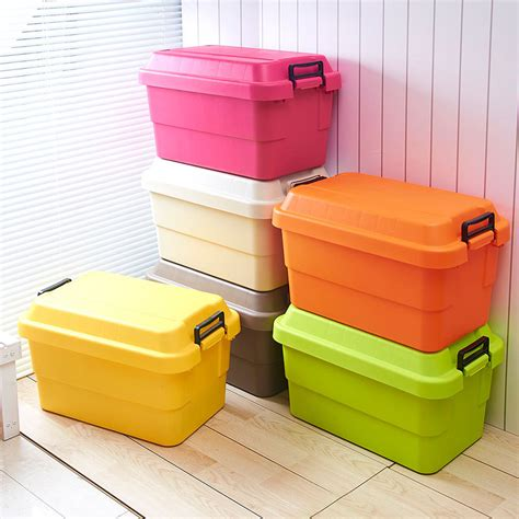 rugged storage box straw house thick ultra rugged plastic storage box storage box with lid handle clothes