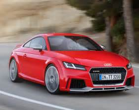 audi tt rs 2017 image 1 2016 2017 best cars review 2017