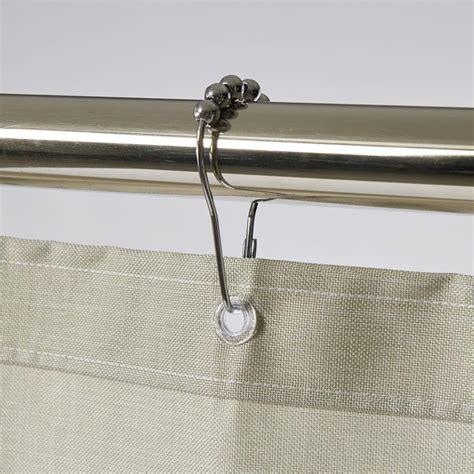 duschvorhang leinen leinen 180x200 duschvorhang duschvorhang de einfach