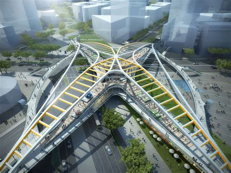 urban layout landscape features and pedestrian usage an integrated architecture design planning and