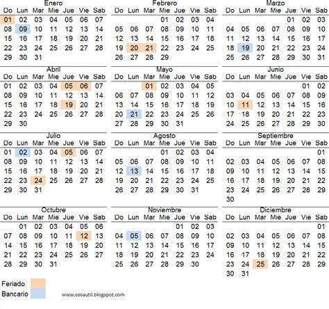 Calendario Tributario 2017 Honduras Calendario 2015 Bancario Calendar Template 2016