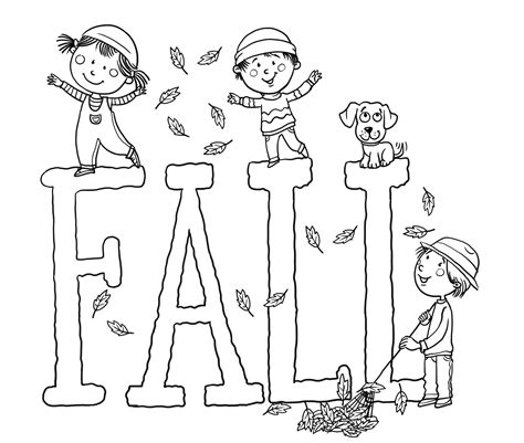 fall coloring pages printable free printable fall coloring pages for best