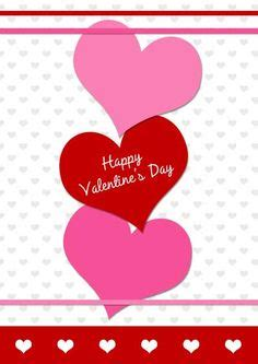 printable valentines card for daughter free 1000 images about printable valentine cards on pinterest