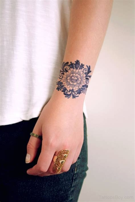 cool wrist tattoos for girls 60 flowers wrist tattoos ideas