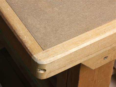 hardwood bench top workbench hardwood top plywood mdf woodworker s