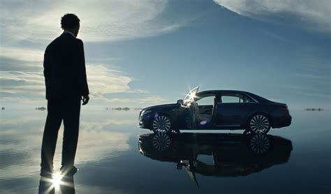 Lincoln Continental Commercial 2017 by 2017 Lincoln Continental Gets New Mcconaughey Ad
