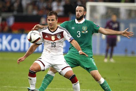wann spielt deutschland gegen irland em qualifikation tabelle ergebnisse 1 0 irland
