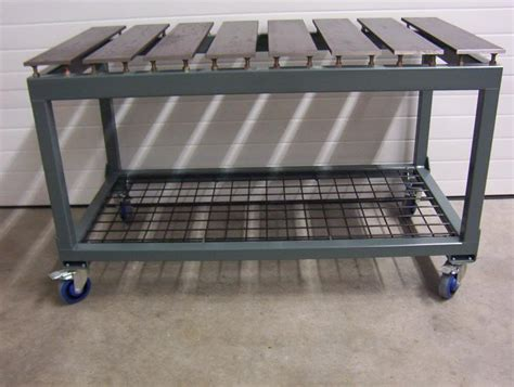 diy welding bench this could be the ultimate welding table page 6 the