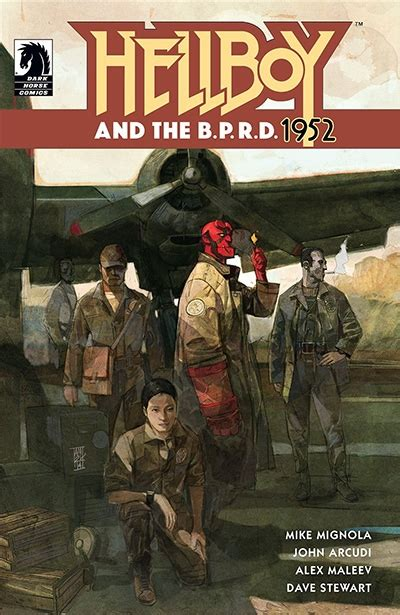 libro hellboy and the b p r d hellboy and the b p r d 1952 alex maleev mike mignola delfi knjižare sve dobre knjige na