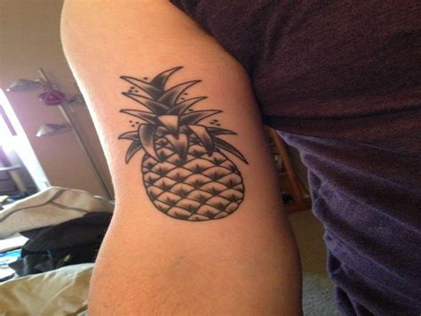 pineapple tattoo meaning pineapple designs ideas and meaning tattoos for you