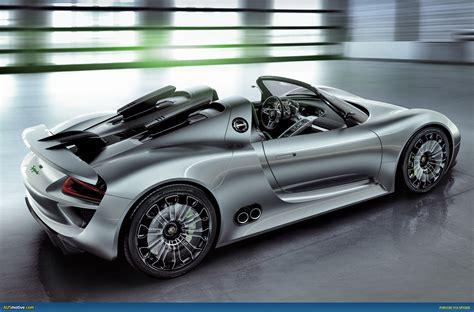 Porsche Spider by Ausmotive 187 Geneva Porsche 918 Spyder With Hybrid Drive