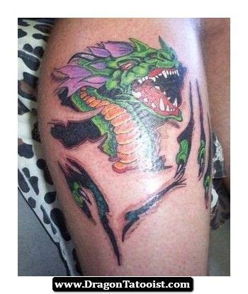 dragon tattoo ripping through skin 51 best ripped skin tattoo images on pinterest ripped