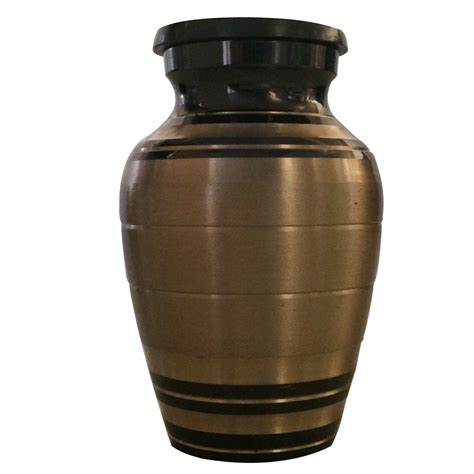 Small Home Urn Gold Palace Small Keepsake Urn Ashes Memorial Cremation