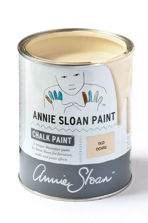 chalk paint sloan ochre chalk paint by sloan 1 litre pot