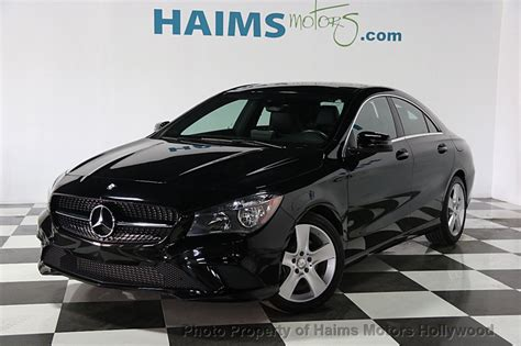 used mercedes cla250 2015 used mercedes 4dr coupe cla250 at haims