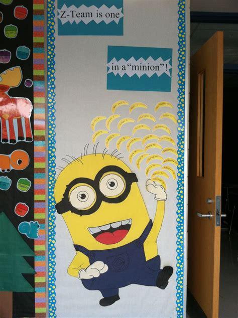 Minion Classroom Decor by 17 Best Ideas About Minion Bulletin Board On