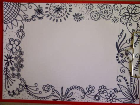 Muster Malen zentangle zeichnung sch 246 ne verzierung muster f 252 r eine
