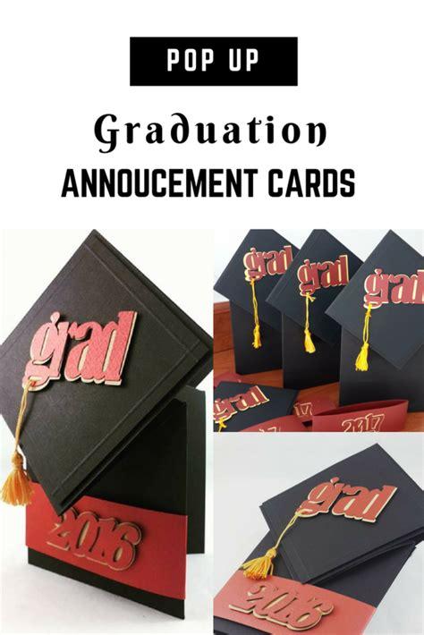 graduation pop up card 3d cap template graduation announcement exploding box w 3d books jinkys