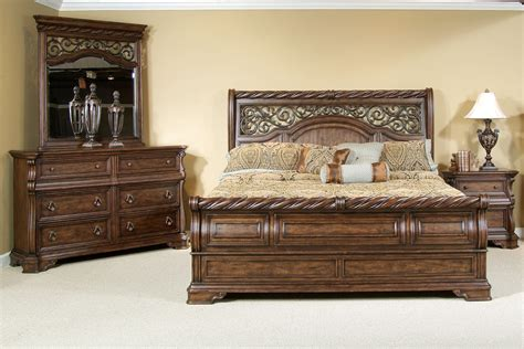 liberty furniture arbor place sleigh bedroom set