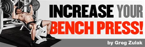 increase bench press by 50 pounds increase your bench press by 50 pounds 28 images how