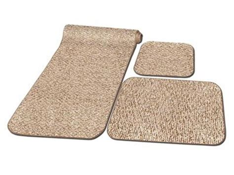 Rv Rugs by Rv Superstore Canada 3pc Rv Rug Set Butter Pecan