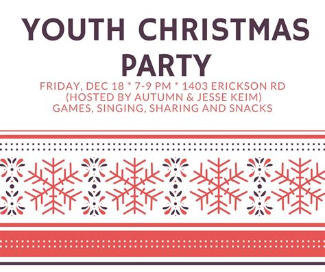 images of youth christmas party youth christmas party erickson covenant church