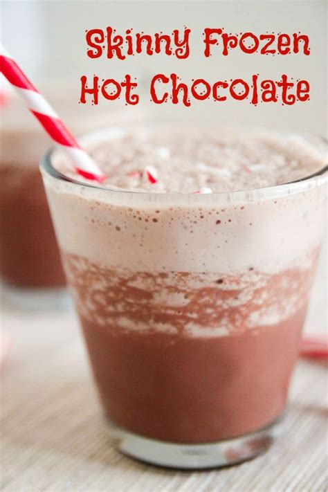 frozen hot chocolate with unsweetened cocoa powder 18 best images about christmas in july on pinterest