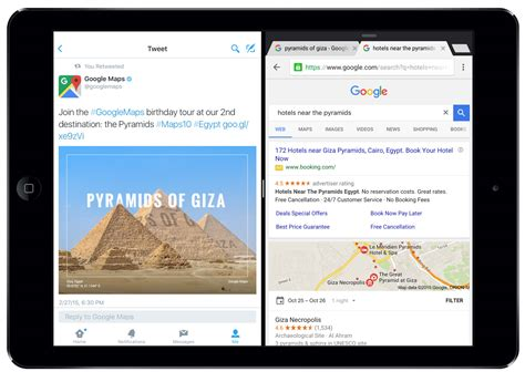 chrome mobile view google chrome for ios update brings support for split view