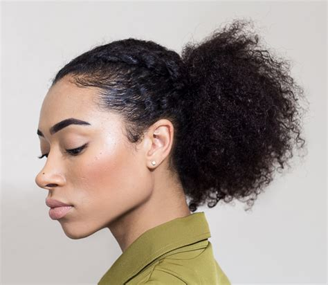 Cornrow Ponytail Hairstyles by Fresh Lengths Hairstyle Cornrow Ponytail
