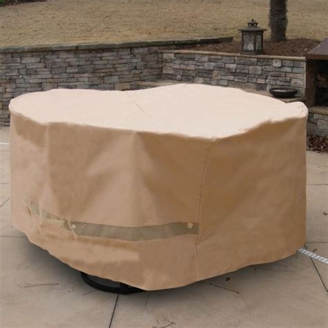 hearth and garden patio furniture covers hearth garden sf40245 deluxe table and chair set cover the lawn garden