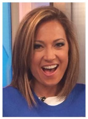 ginger zee short hair ginger zee new haircut google search beauty