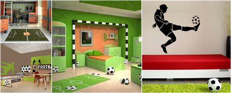 Decoration Chambre Garcon Foot by D 233 Co Foot Chambre Garcon Exemples D Am 233 Nagements