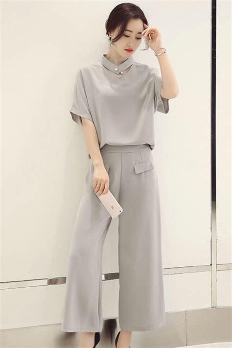 Fashion Wanita Set Beti Set baju fashion korea terbaru celana wanita korea baju