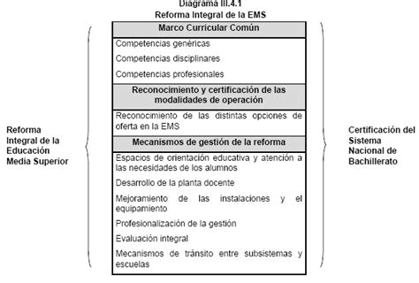 Modelo Curricular Integral Definicion Dof Diario Oficial De La Federaci 243 N