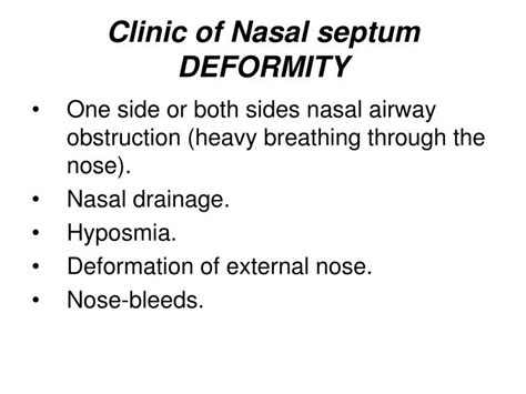 breathing heavily through nose ppt anatomy phisiology and illnesses of the nose and paranasal sinuses powerpoint